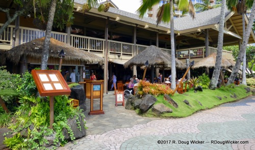 Duke's Canoe Club Barefoot Bar and Restaurant