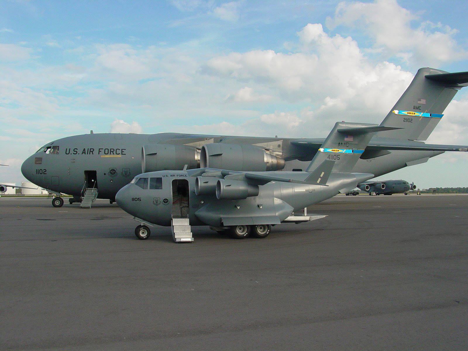 Air Force Begins Testing The New C 17TG Tiny Globemaster