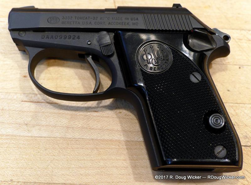 Pocket Pistol Week — Beretta Tomcat | R  Doug Wicker — Author