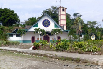 Church in Ahuano