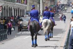 Ecuador — Quito, Changing of the Guard | R  Doug Wicker — Author