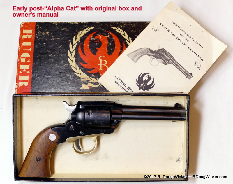 ruger bearcat r doug wicker author rh rdougwicker com ruger new bearcat manual Ruger Bearcat 22LR Old Model