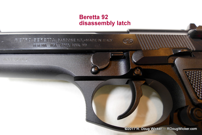 """A Tale of Two Berettas — 92FS and 92FS """"Reverse Two-Tone"""