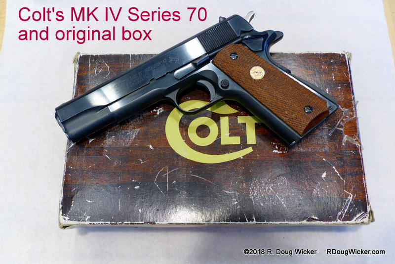 MK IV Series 70 | R  Doug Wicker — Author
