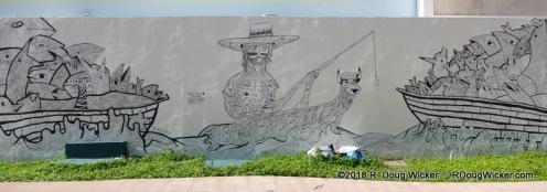 Cozumel mural