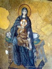 Madonna and Child — Hagia Sophia