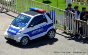 Not-So-Smart Police Car