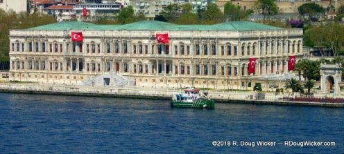 Turkish Straits — Bosporus and Dardenelles
