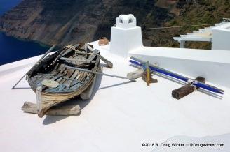 Santorini Rooftop