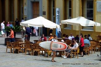 Surfing in Cádiz?