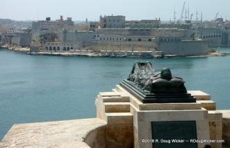 Fallen Maltese Knight