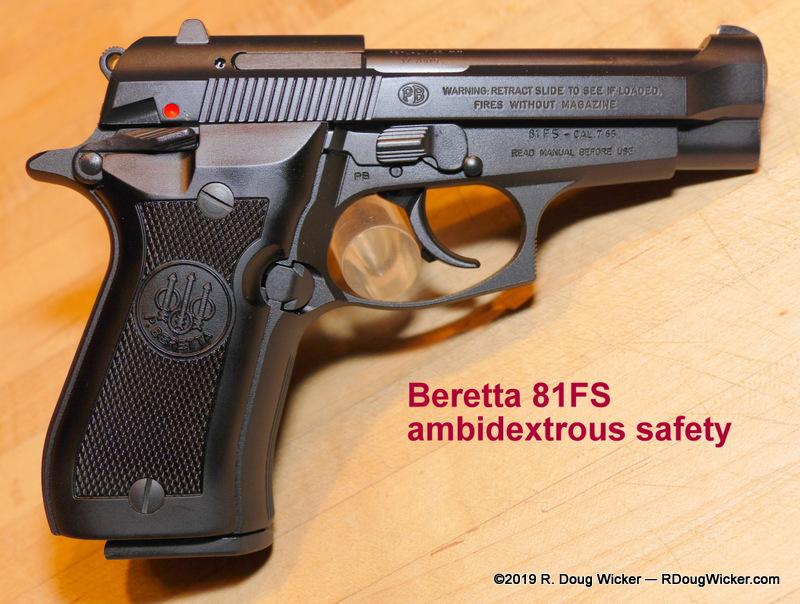Beretta 84 Magazine