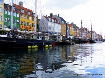 Nyhavn Reflections