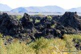 Dimmuborgir (Dark Castles) lava field