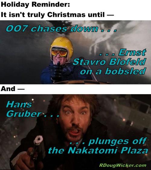 Christmas Movie Reminder