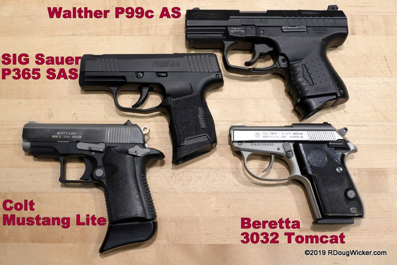 SIG Sauer P365 SAS — First Look and a Shooting Review | R. Doug ...