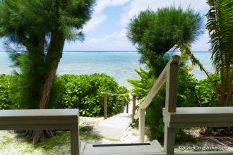 Rarotonga Airbnb rental near Muri